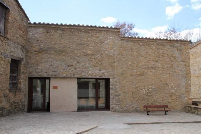 Consultorio médico de La Iglesuela del Cid