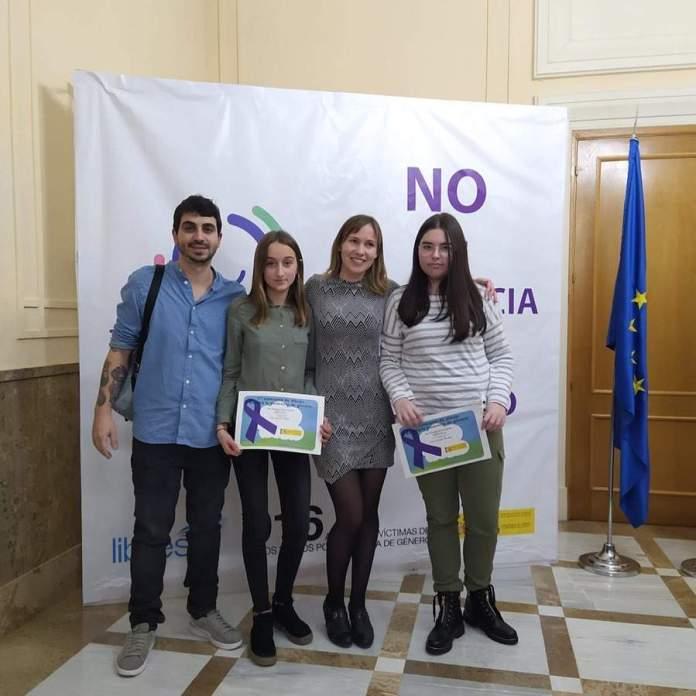 Premi a alumnes del IES Vilafranca