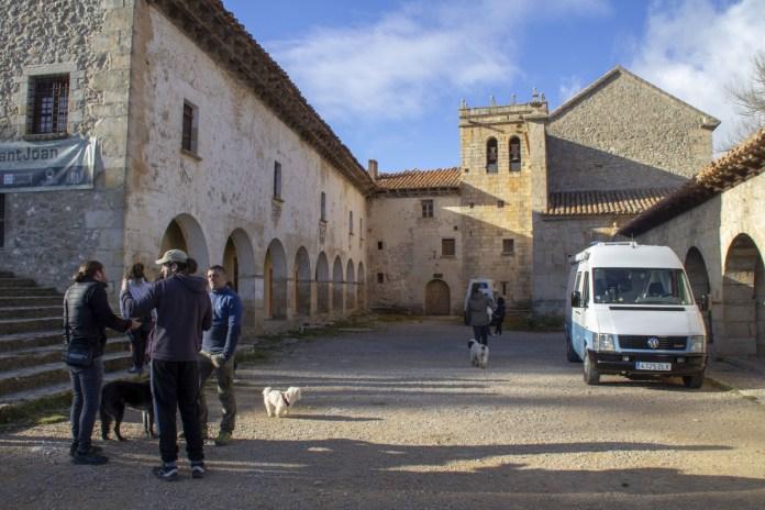 Sant Joan de Penyagolosa tancat