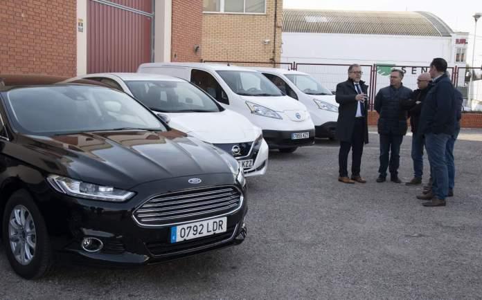 Nous vehicles sostenibles de la Diputació de Castelló