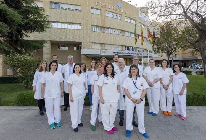 Personal sanitari de l'Hospital General de Castelló