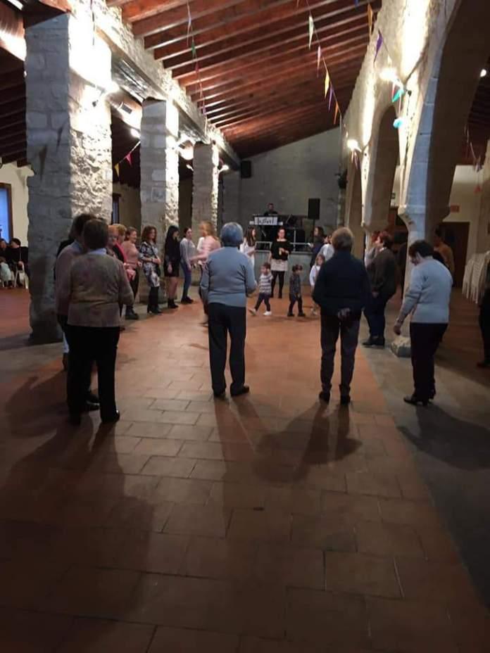 Celebració de Santa Àgueda a Castellfort