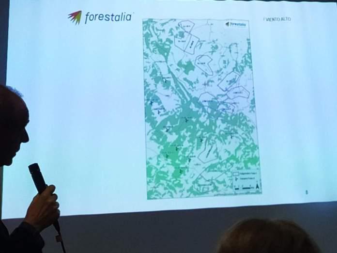 Reunión informativa, Plataforma a favor de los Paisajes de Teruel