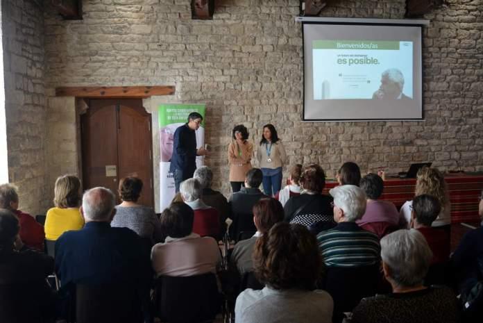Xerrada sobre l'Alzheimer a Morella
