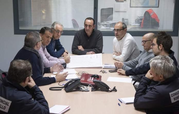 Reunió de coordinació
