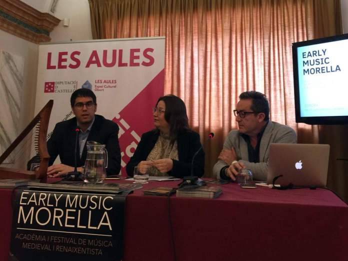 Presentació del Early Music Morella