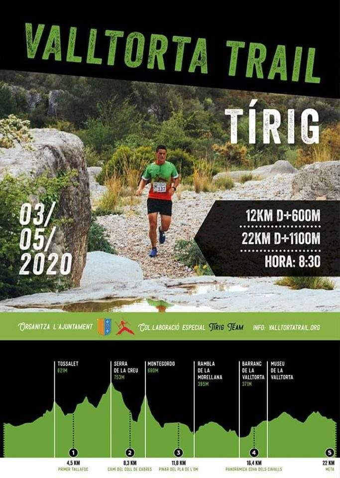 Cartell Valltorta Trail