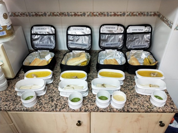 Servei Menjar a Casa