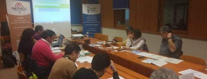 Reunión Junta ADEMA aprobación proyectos 2 convocatoria