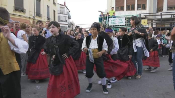 Ball Pla a Villafranca, foto d'arxiu