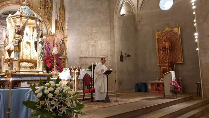 Missa Pasqua del Llosar a Vilafranca