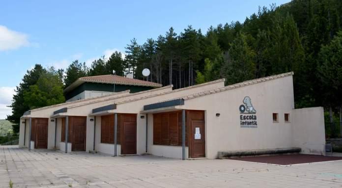 Morella obre l'escola infantil