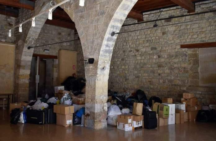 Campanya de recollida de roba a Morella