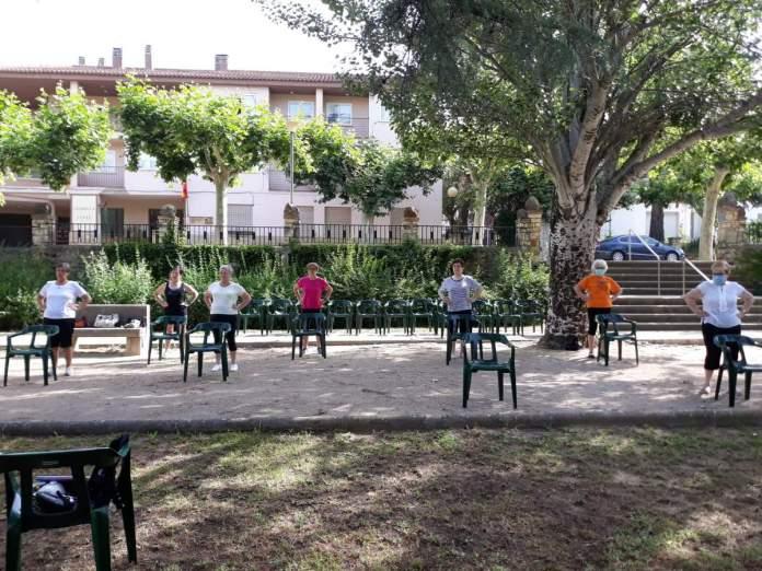 Taitxí i ioga a Benassal