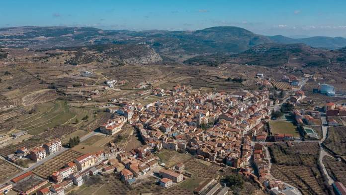 Vista de Benassal