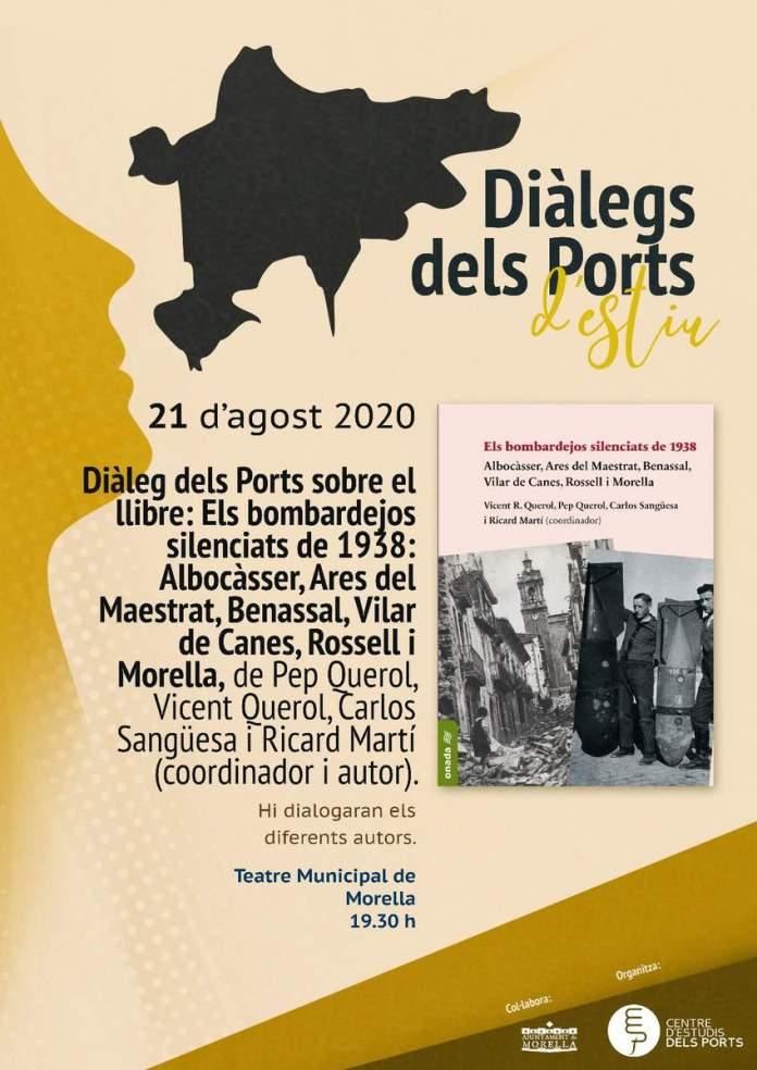 Diàlegs del Ports d'estiu a Morella
