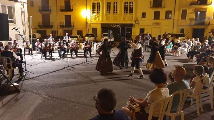 Festival de jota a Vilafranca