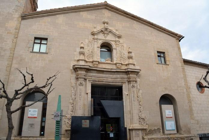 Centre de Salut de Morella. Foto: Ajuntament de Morella