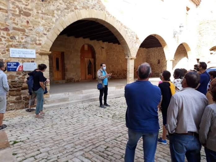 Visita durant el pont d'octubre a Benassal