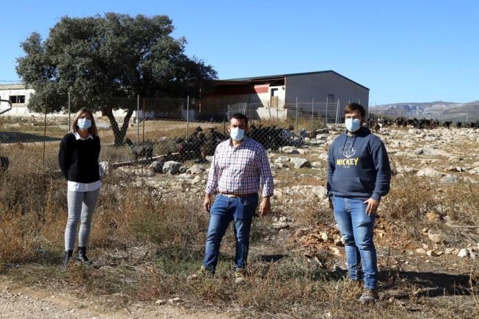 Participen Els Masets, Cabritillo del Maestrazgo i l'Ajuntament