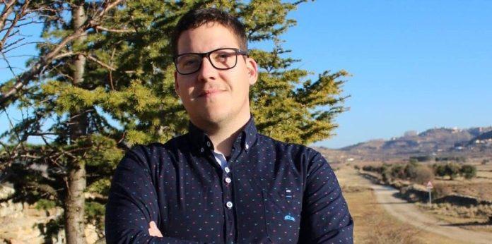 Jordi Alcon, alcalde de Vistabella del Maestrat