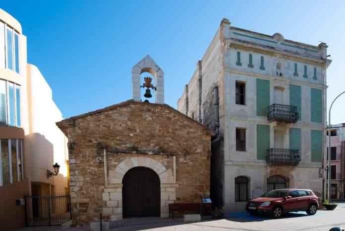 Ermita dels Sants Joans a Albocàsser