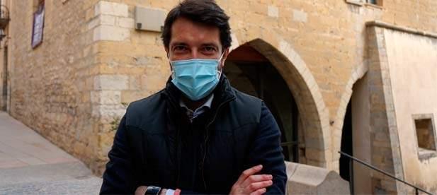 Jesús Lecha, portaveu del PP de Morella