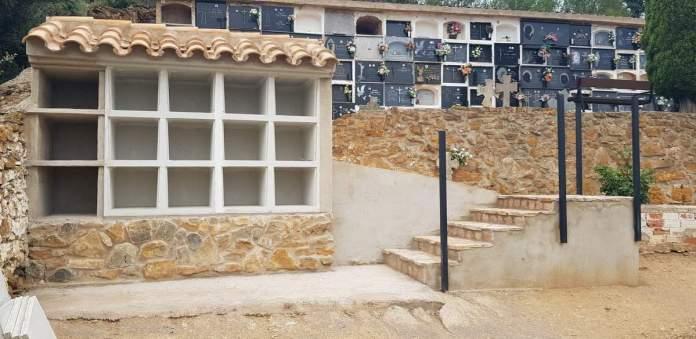 Ampliació cementeri de La Serratella