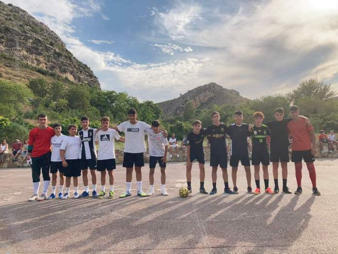 Torneo de Fútbol Sala en Molinos