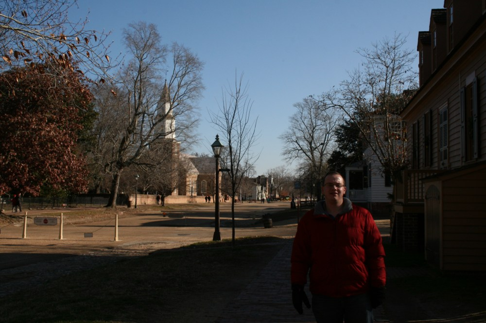 Colonial Williamsburg at Christmas (6/6)