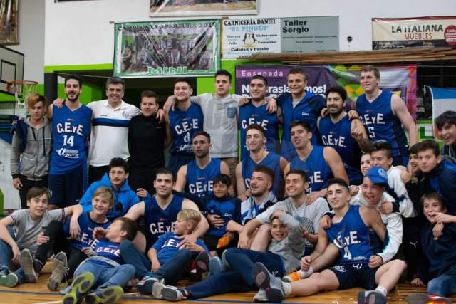 CEyE ganó y es el nuevo campeón de la B2