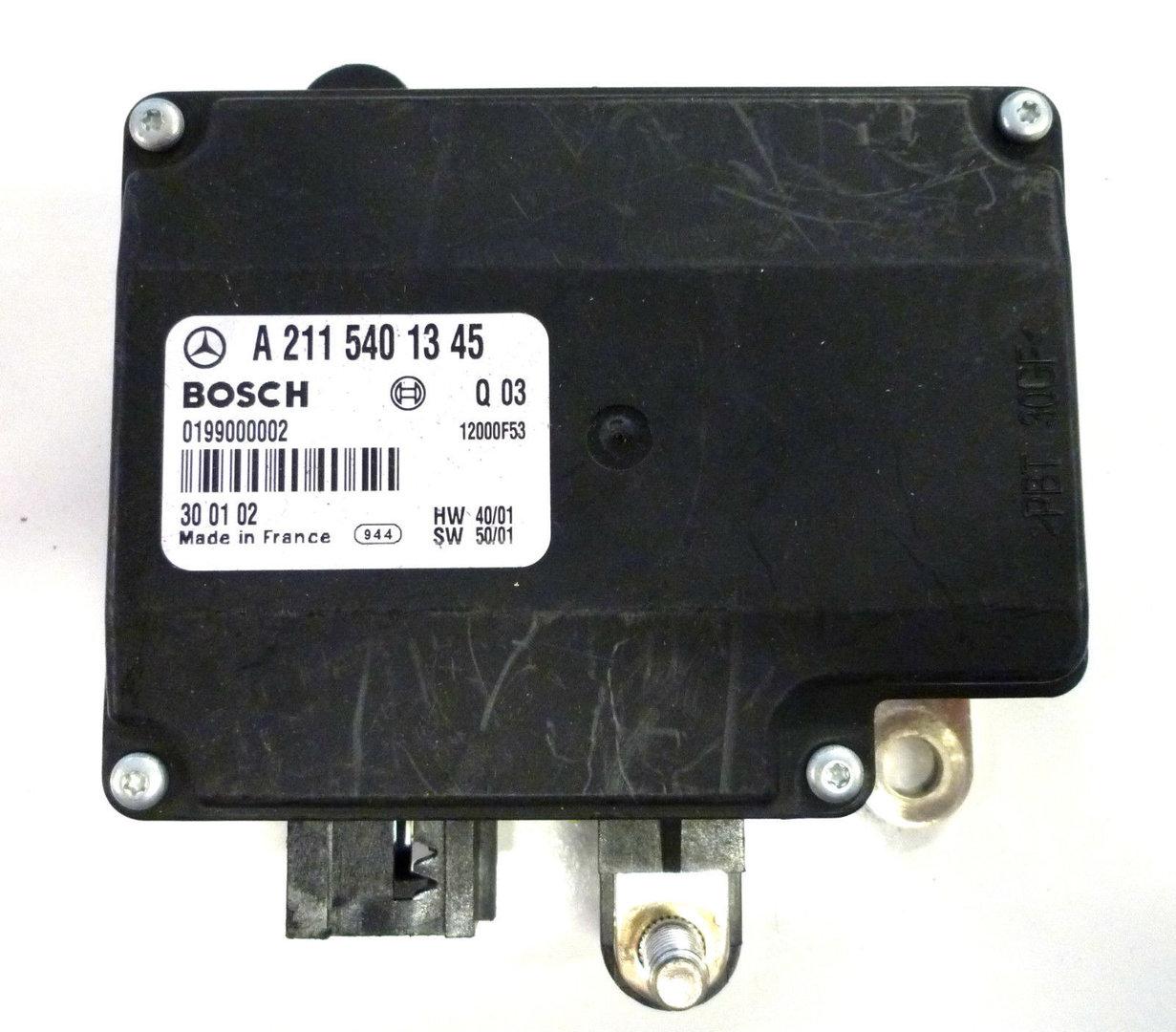 Calculateur de batterie classe E w211 et CLS w219 - diagpro93