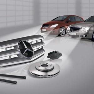 Pièces détachées Mercedes-Benz