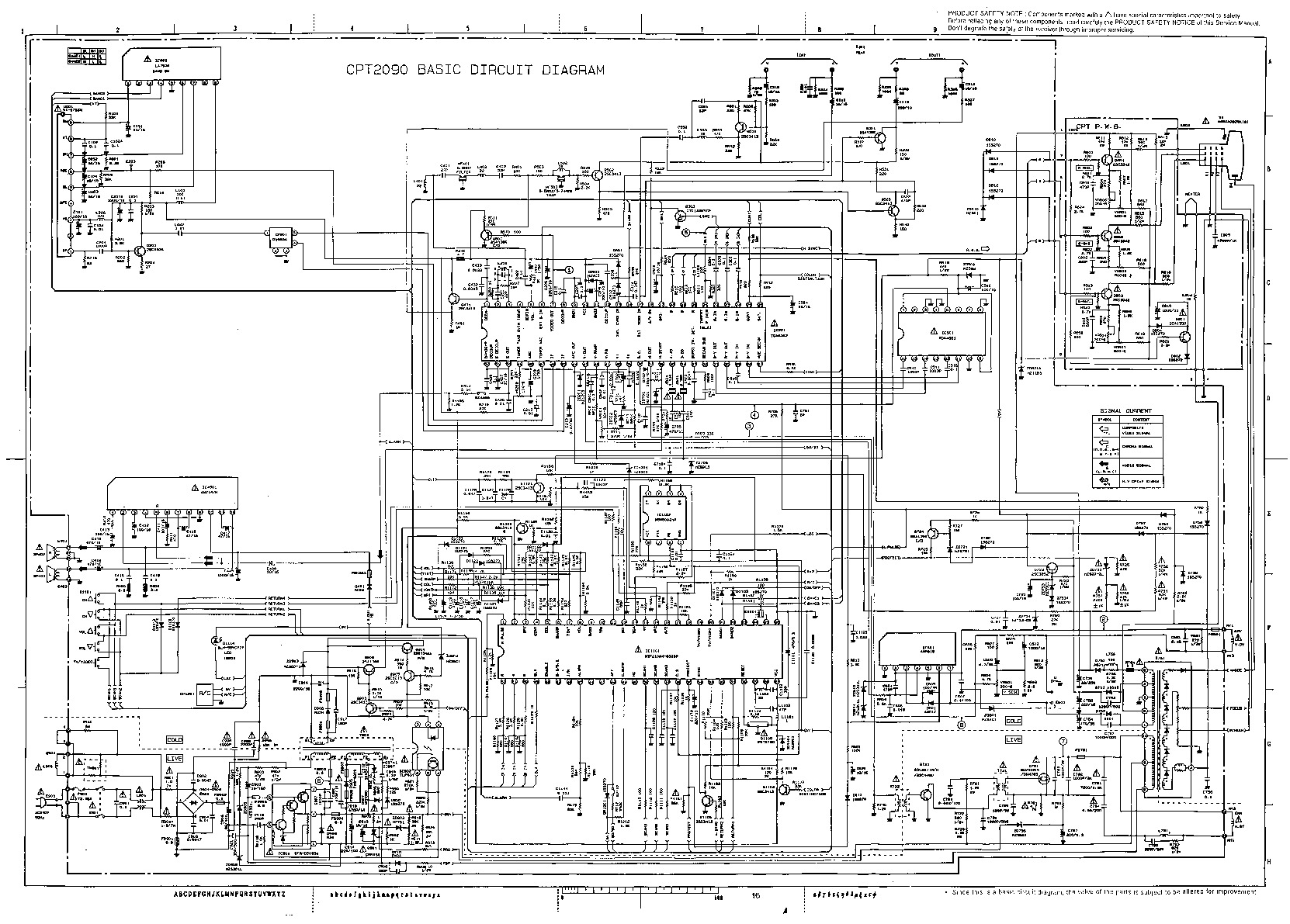 Jvc Tv Diagram Jvc Free Engine Image For User Manual