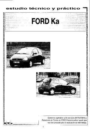ford ka Manual de Taller Ka pdf Diagramas de autos | Diagramasde  Diagramas electronicos y