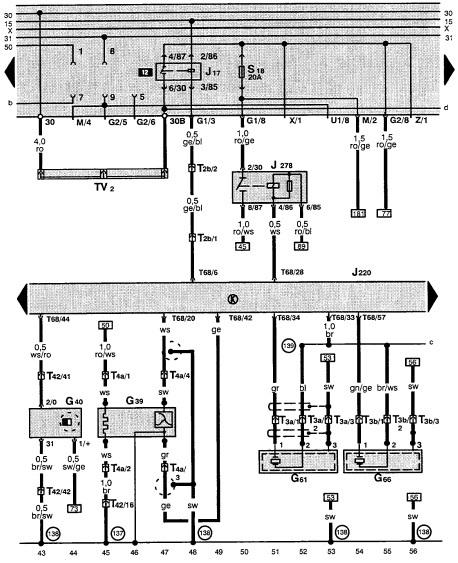 Scintillating Volkswagen Fox Wiring Diagram Gallery - Best Image ...