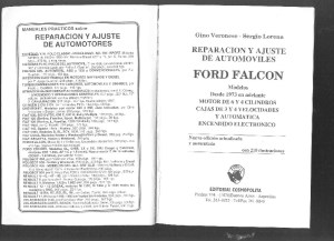 FORD Ford Falcon manual de despiece falcon pdf Diagramas