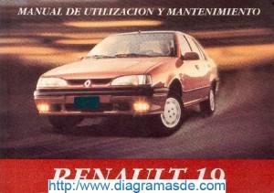 Manual_usuario_Renault_19 pdf Renault 19 | Diagramasde  Diagramas electronicos y diagramas