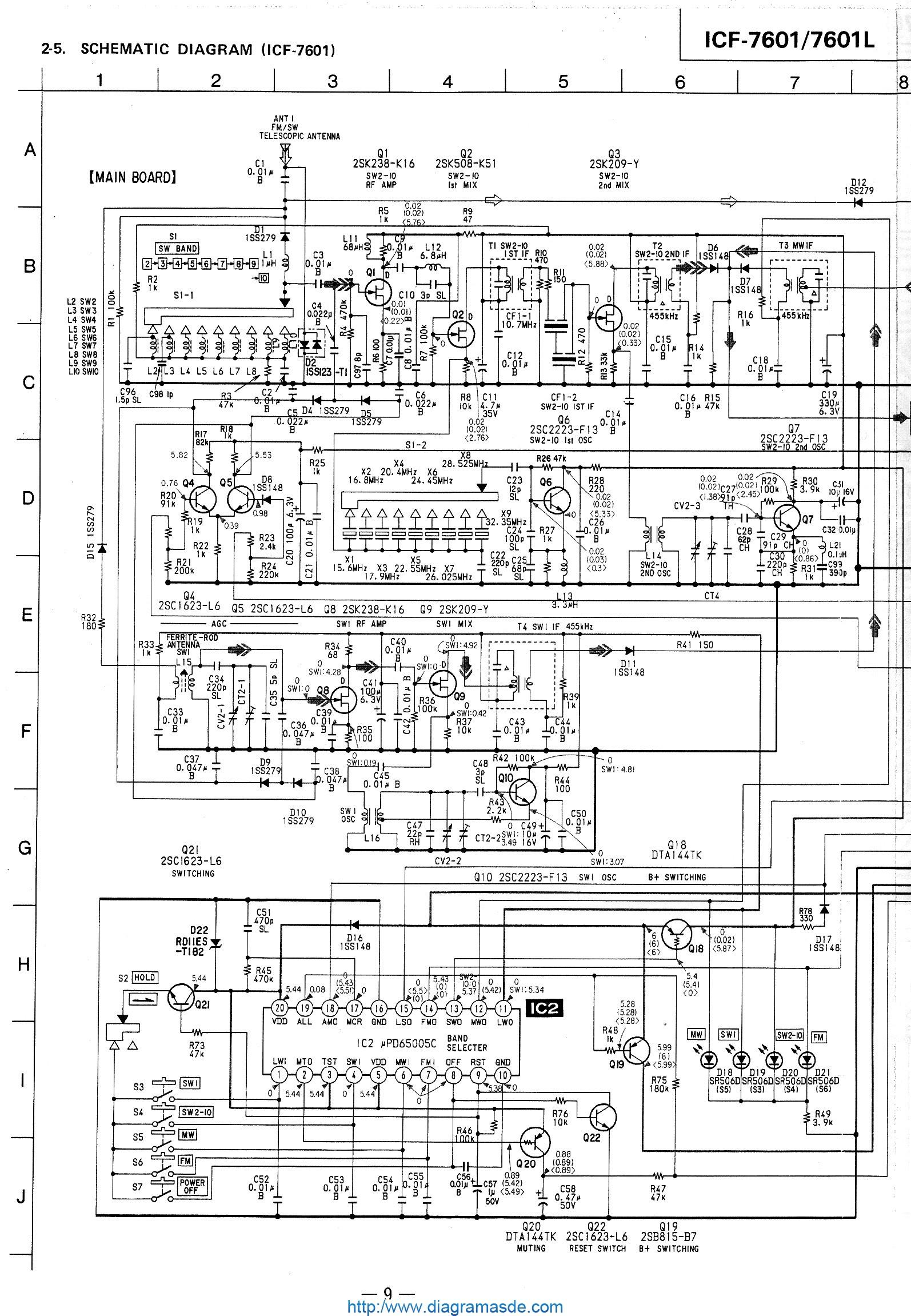 Icf Schematic Icf Schematic