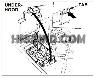 1992 1997 honda civic del sol fuse box diagram rh diagrams hissind com 2004 Honda Accord Fuse Diagram 2004 Honda Civic Fuse Diagram