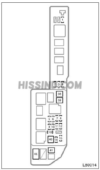 Camry Fuse Box Wiring Diagram Schema