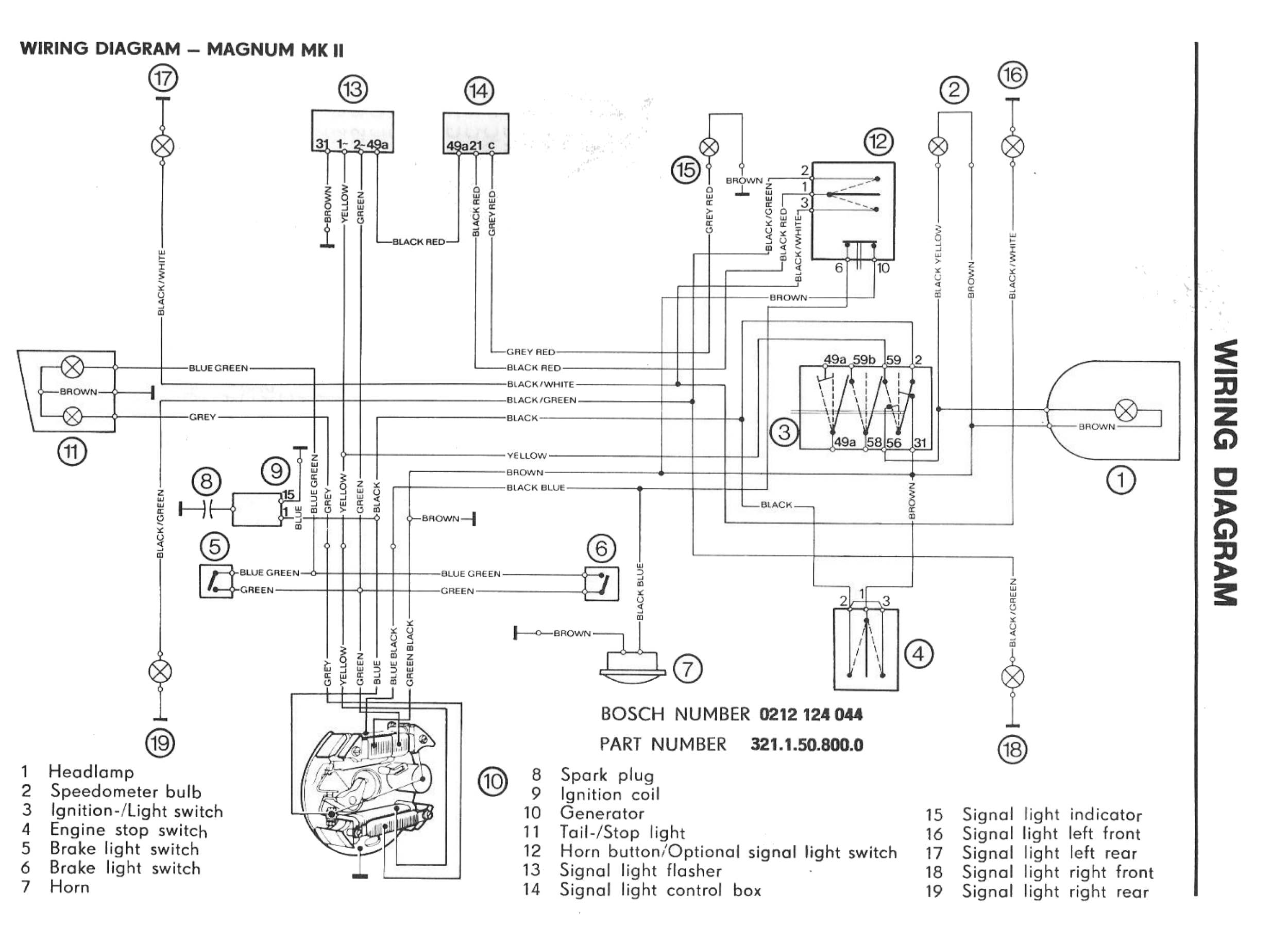 Tpg 805 Scooter Wiring Diagram