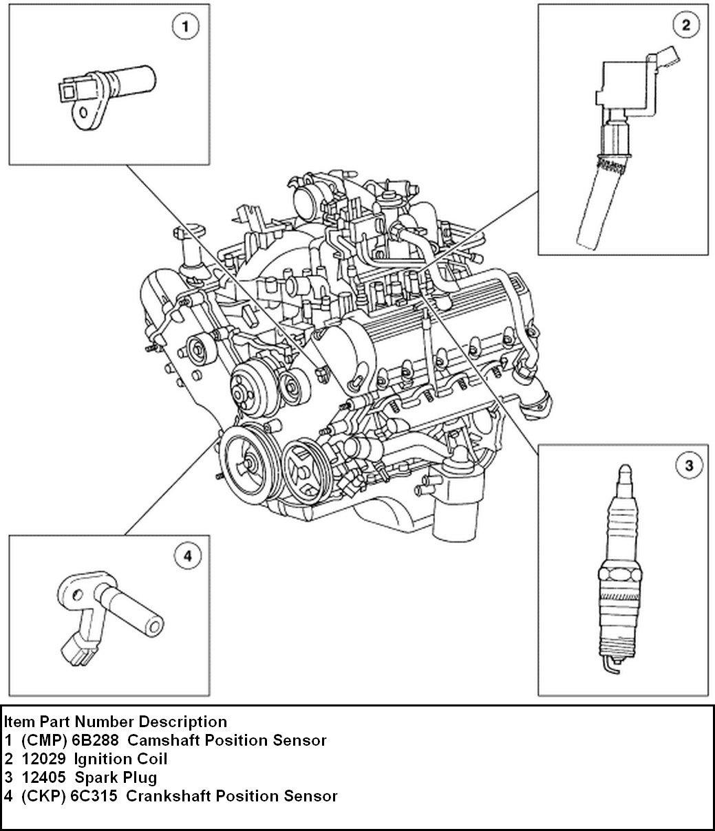 Ford F150 Wiring Diagram 5 4l