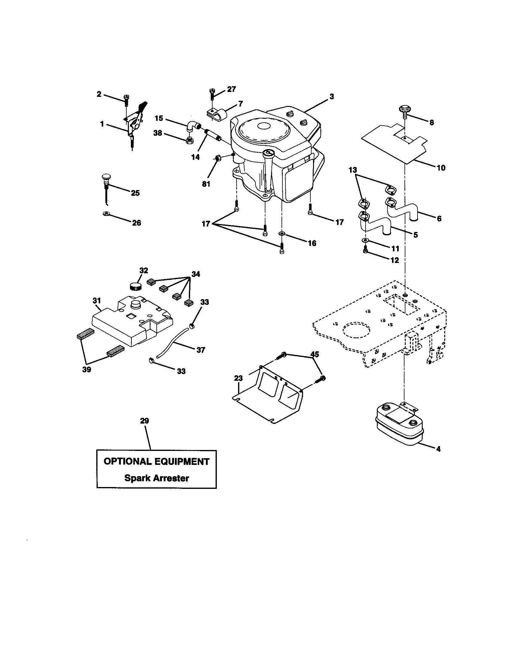 Craftsman 19 5hp Twin Turbocool Wiring Diagram