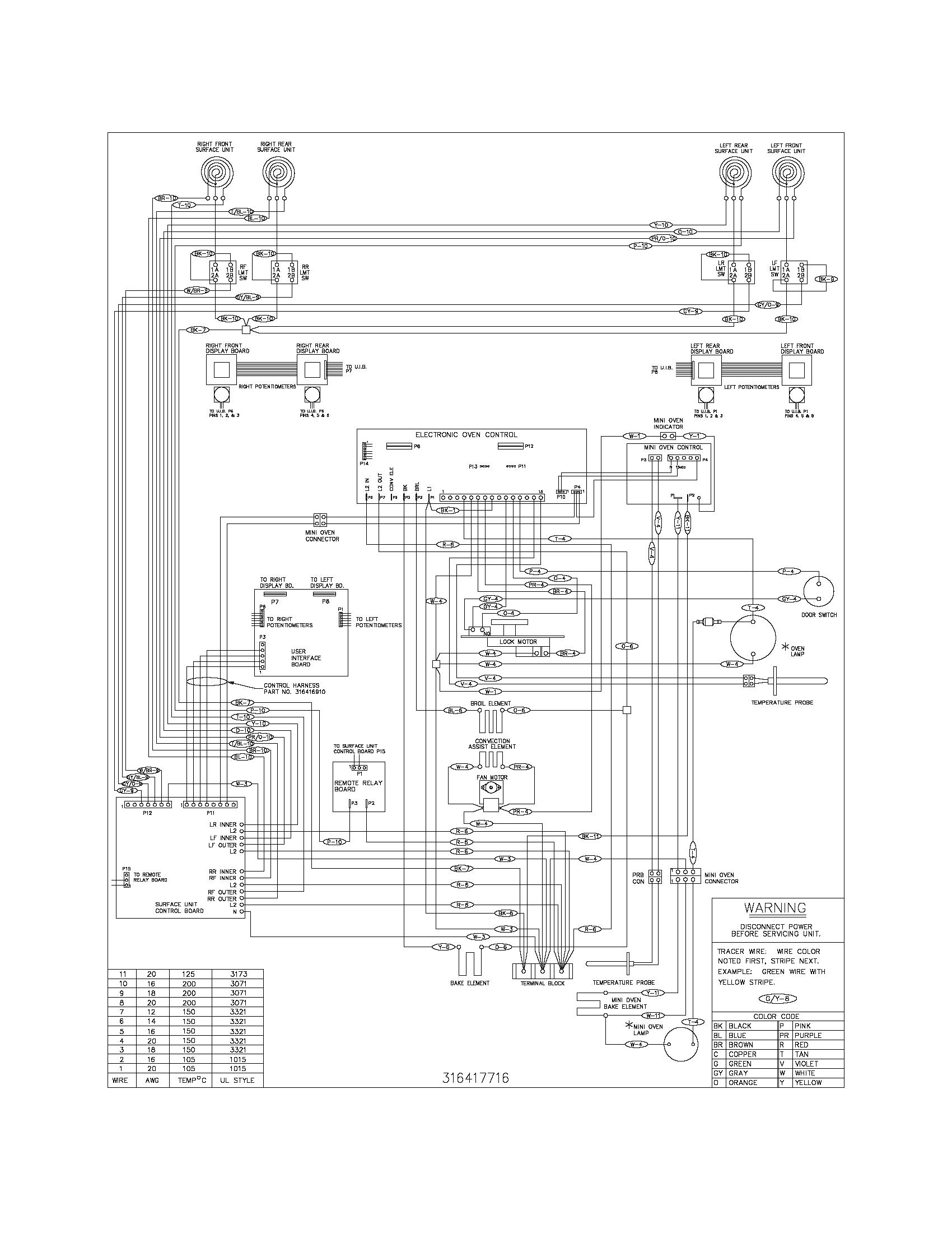 Frigidaire Frs26lf8cb1 Wiring Diagram