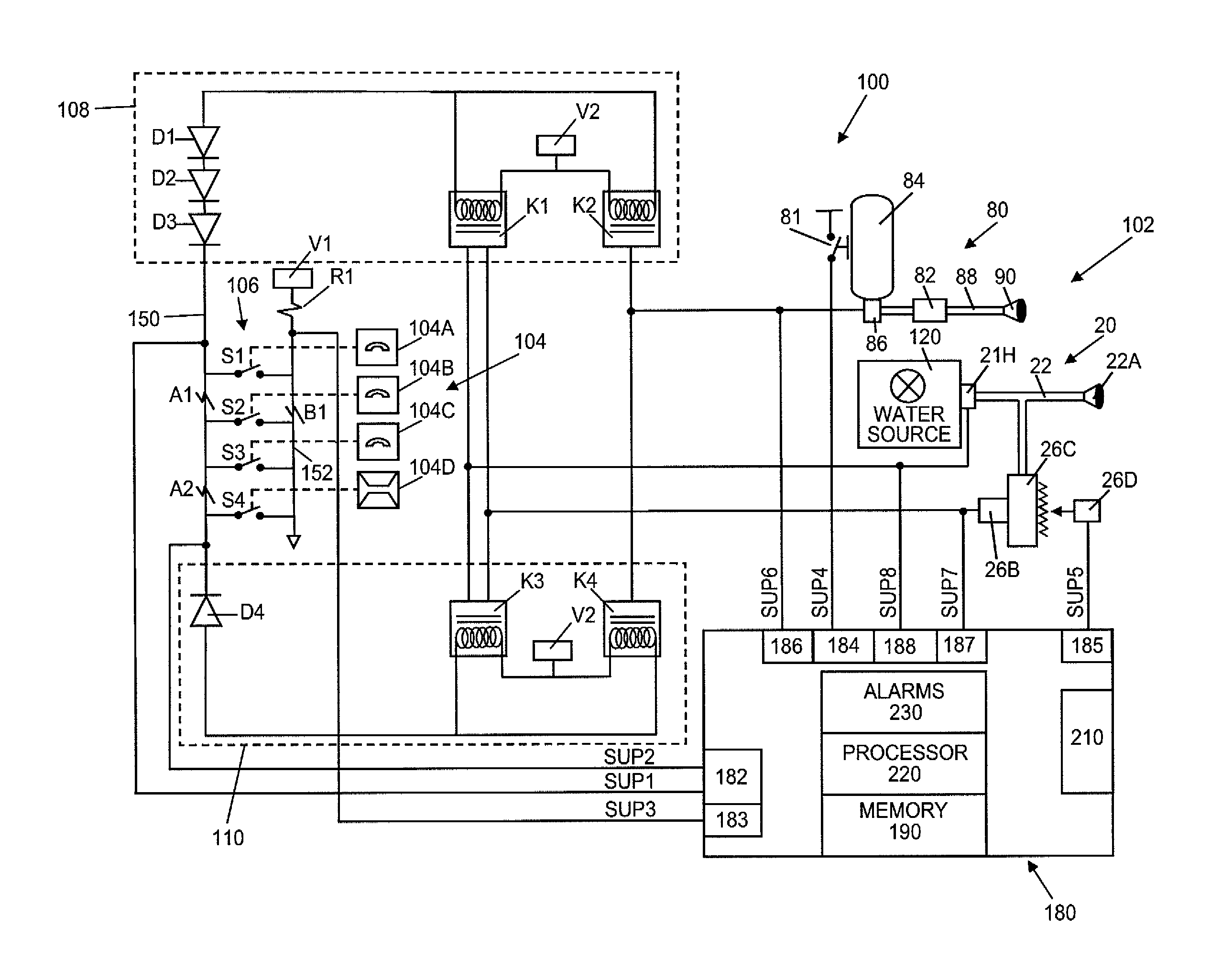 Kitchenhood Fire Contol With Ansul System Wiring Diagram