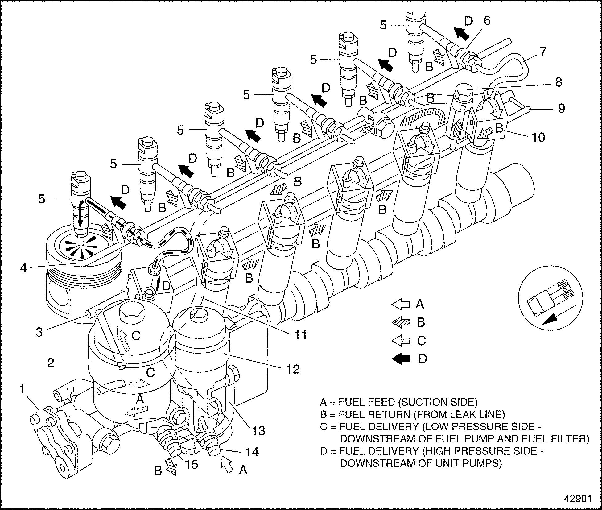 Mbe Engine Diagram