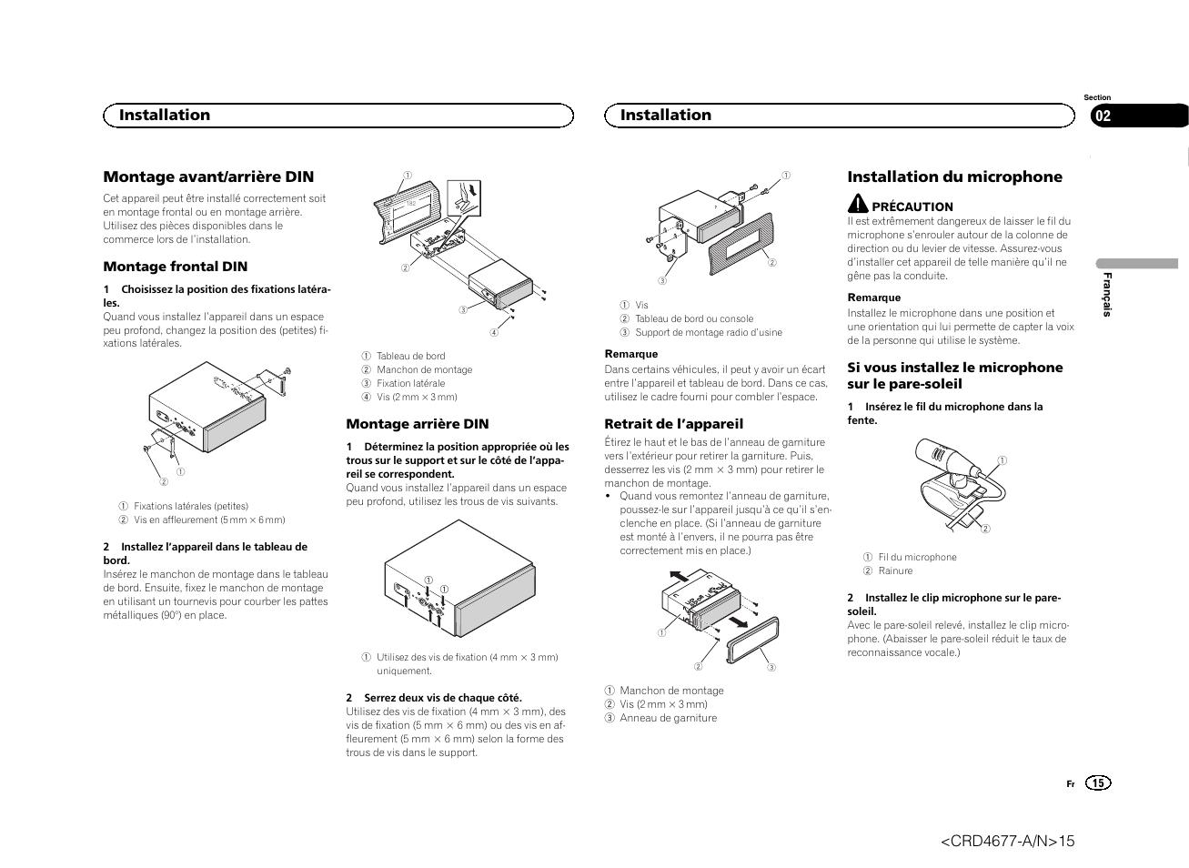 Pioneer Avh P Dvd Wiring Diagram
