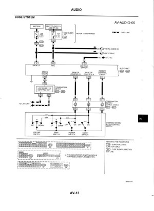 Qx56 28060zq30a Bose Speakers Wiring Diagram