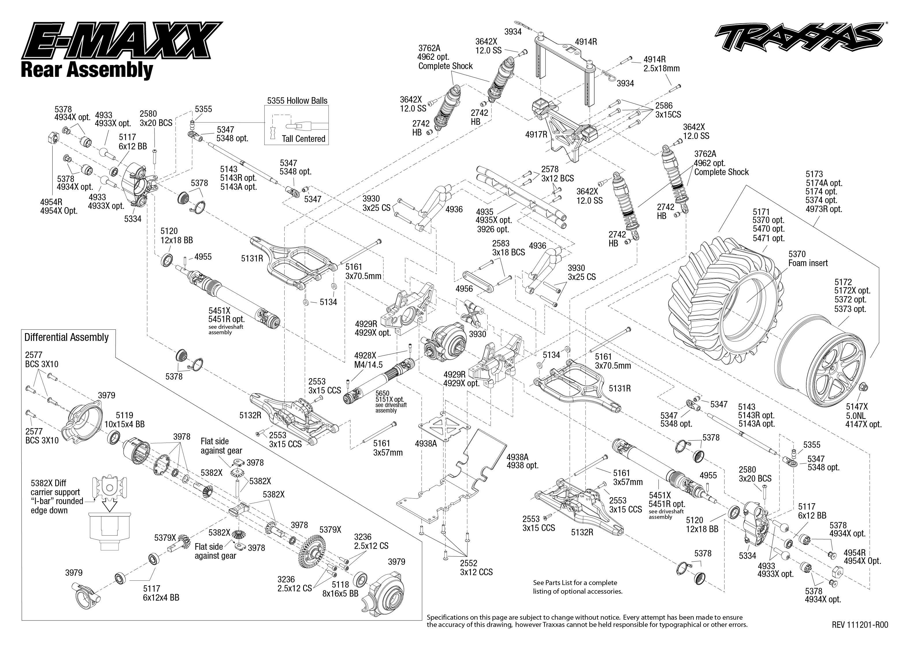 Traxxas Nitro Sport Parts Diagram